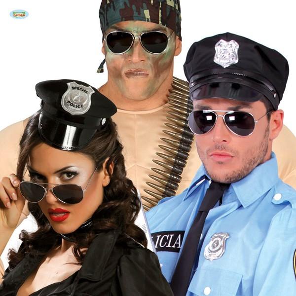 Sonnenbrille Police Officer