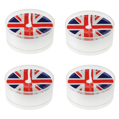 Teelichte great britain england tischdeko mottoparty for England deko