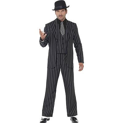 Vintage Gangster Anzug Kostüm M