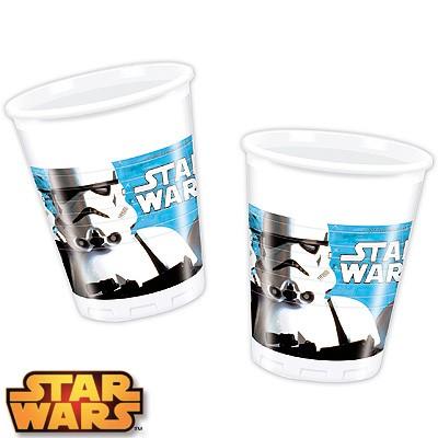 Partybecher Star Wars Stormtrooper