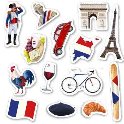 Streudeko XXL Frankreich