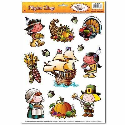 Haftbilder Pilger Thanksgiving