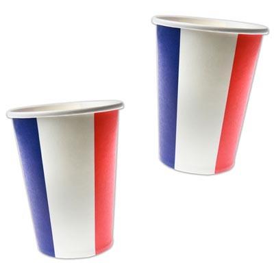 Pappbecher Frankreich