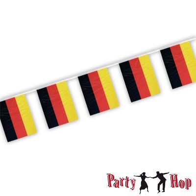 Flaggengirlande Deutschland