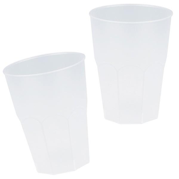 Cocktail-Becher weiß 420ml