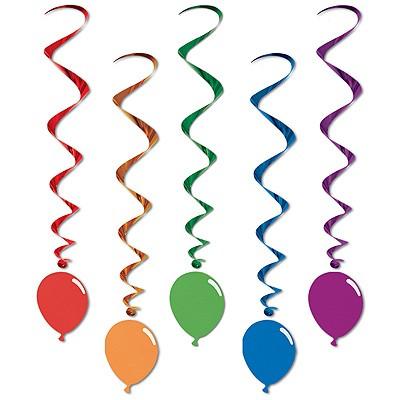 Spiralhänger Luftballons