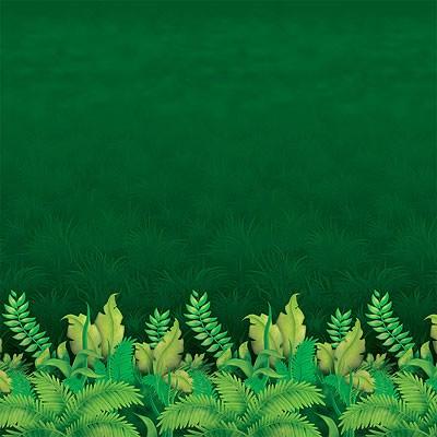 Wandverkleidung Dschungelboden
