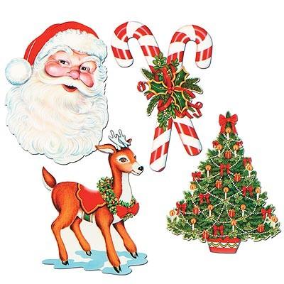 Weihnachtsmotive Dekoschilder