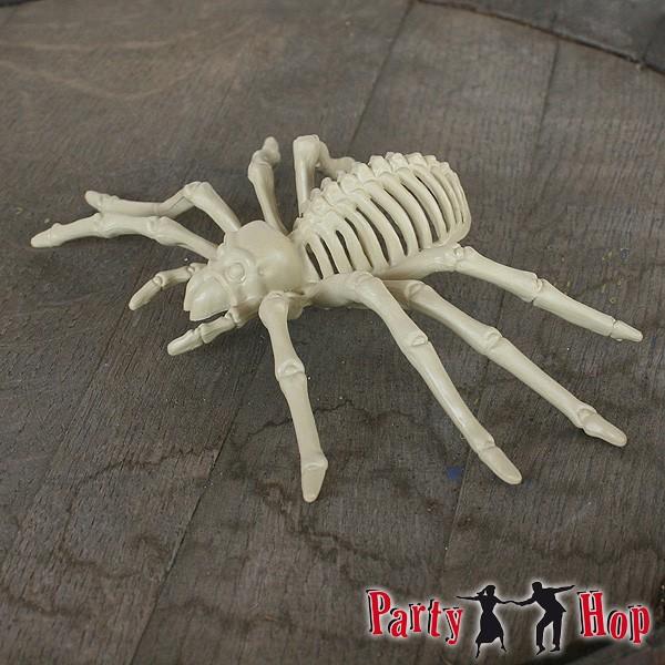 Halloweendeko Spinnenskelett