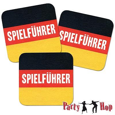 Untersetzer Deutschland Spielführer