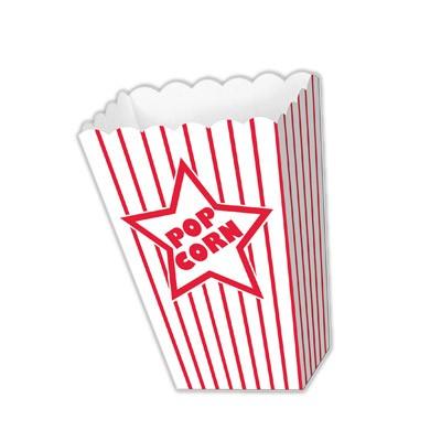 Popcorn-Behälter Popcornschachtel