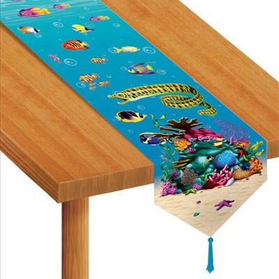 Tischläufer Unterwasserwelt
