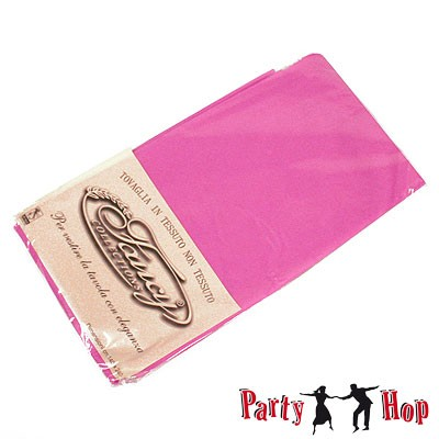Vlies-Tischdecke pink