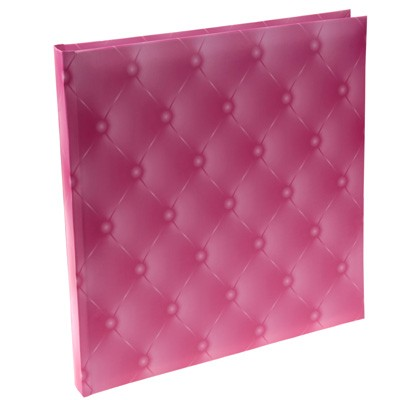 Gästebuch Glamour pink