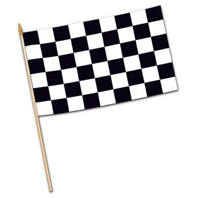 Car Racing Flags Printables