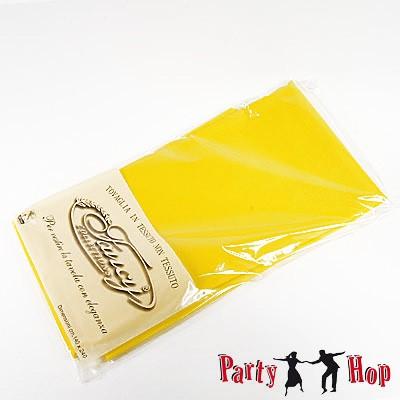 Vlies-Tischdecke gelb