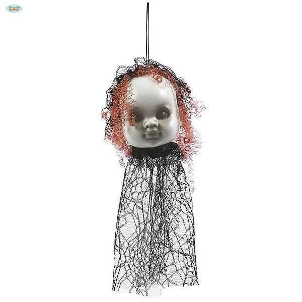 Halloween Puppenkopf