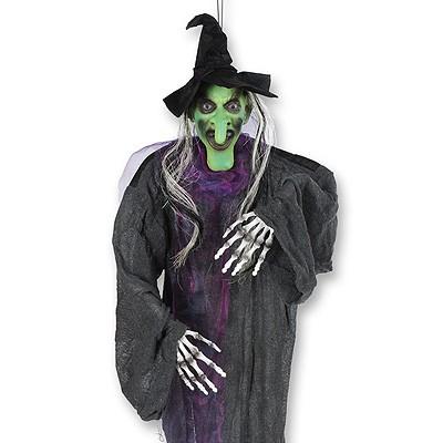 Deko-Hängefigur Horror-Hexe