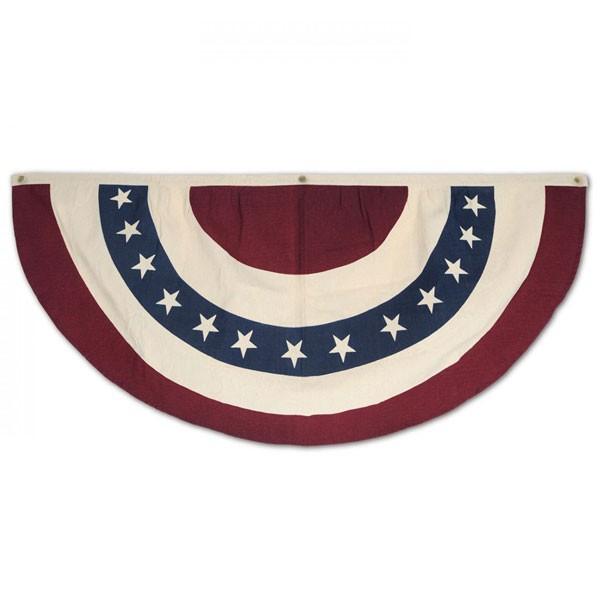 USA Vintage Flaggendeko Americana