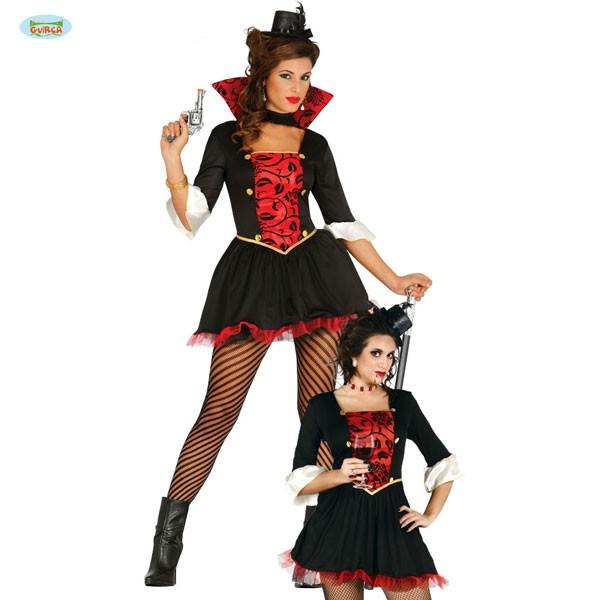 Karneval Kostümkleid Steampunk Lady - Vampirin