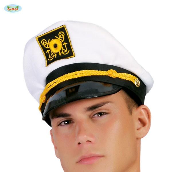 Kapitänsmütze Yacht-Mütze