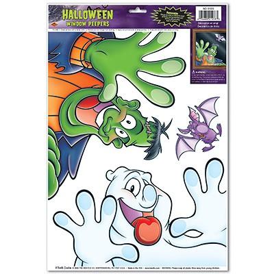 Haftbilder Besucher Halloween