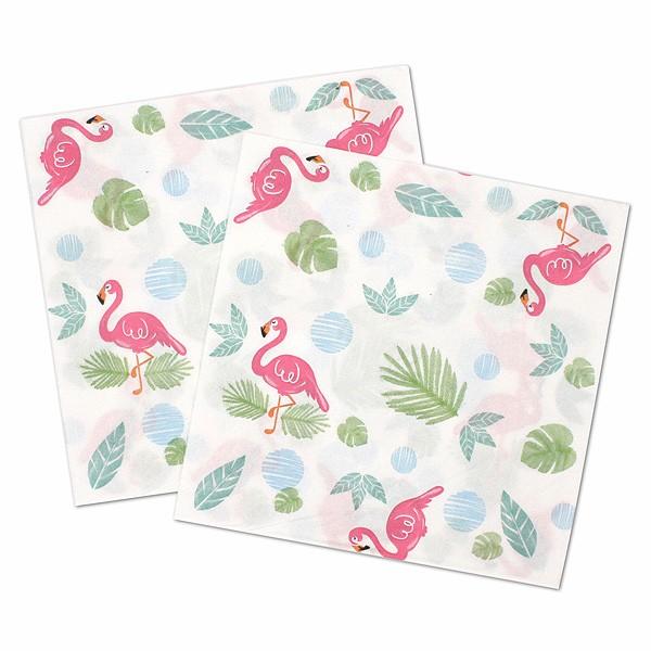 Papierservietten Flamingo 20 Stück