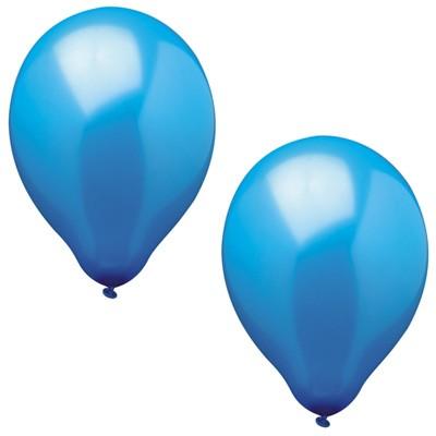 Blaue Luftballons 10er