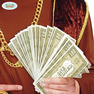 Spielgeldscheine Deko-Dollar
