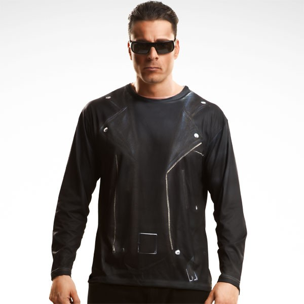 Langarm-Shirt Killer Machine  XL