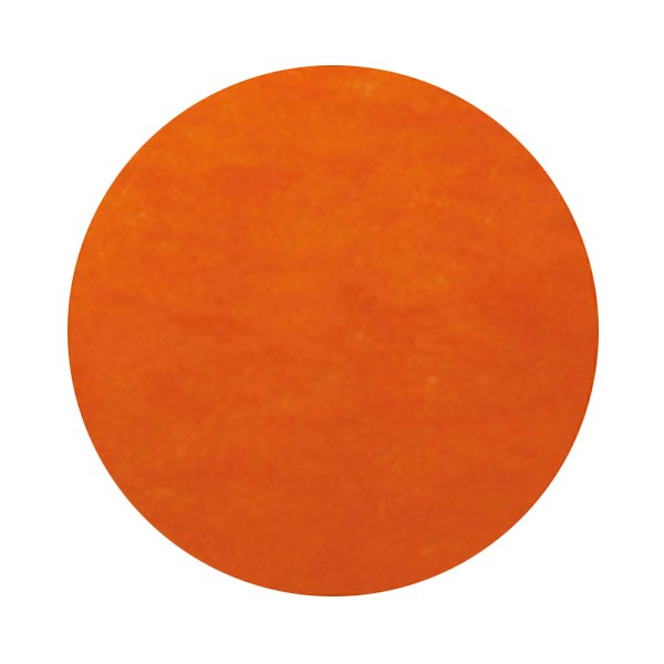 Platzsets orange rund