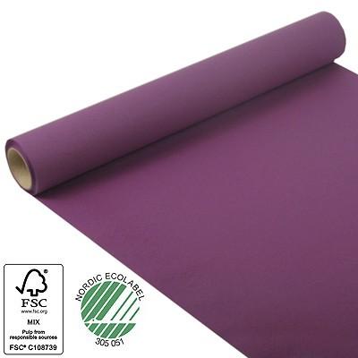 Tischläufer violett