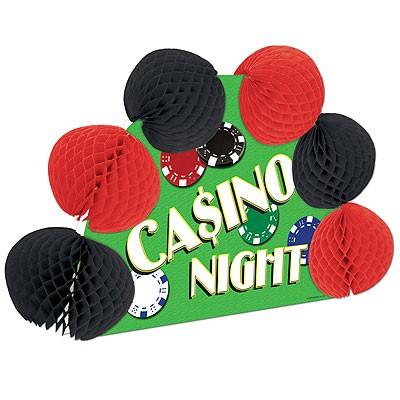 casino tischdeko