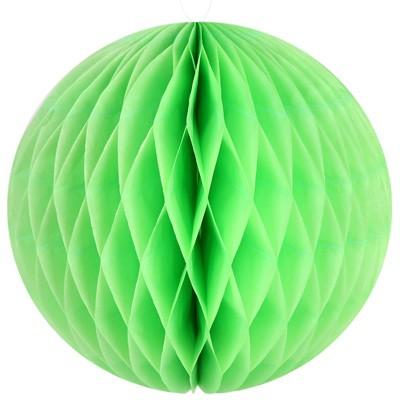Wabenball L grün