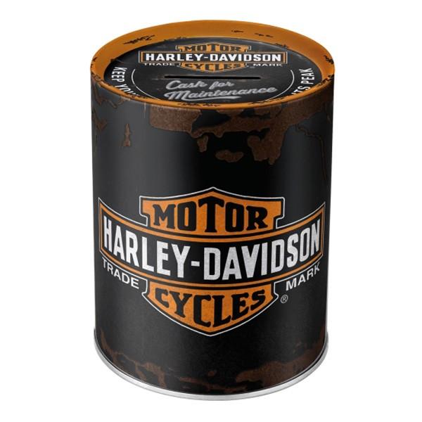 Spardose Harley-Davidson - Genuine