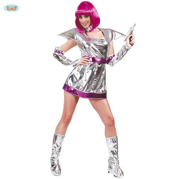 Karnevalskostüm Space Woman M-L