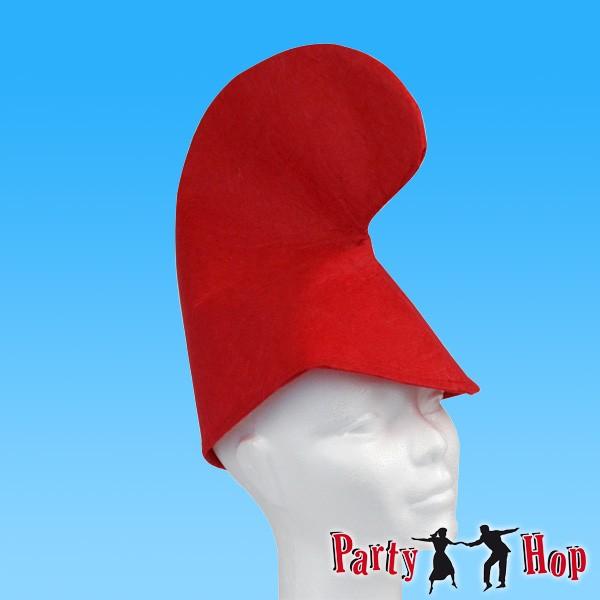 Rote Zwergen-Mütze