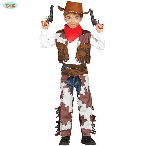 Kinder Karnevalskostüm Cowboy 7-9 Jahre