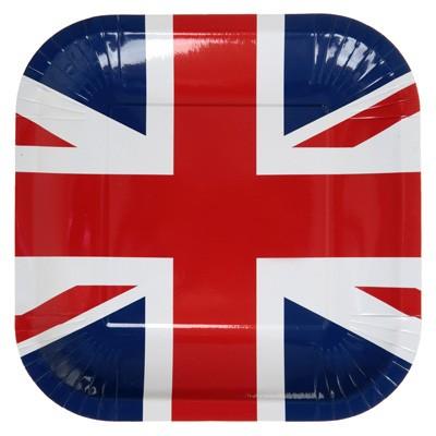Pappteller Great Britain