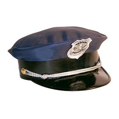 Polizeimütze US Police Officer