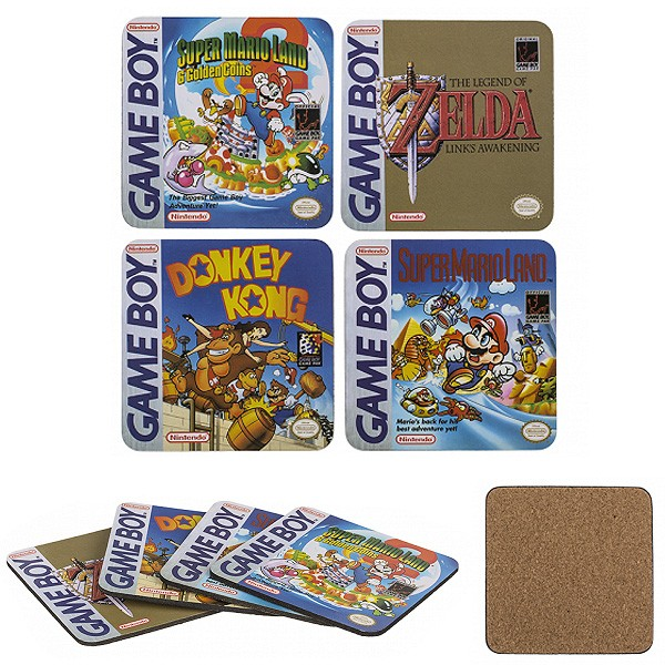 Untersetzer Game Boy Classic Collection