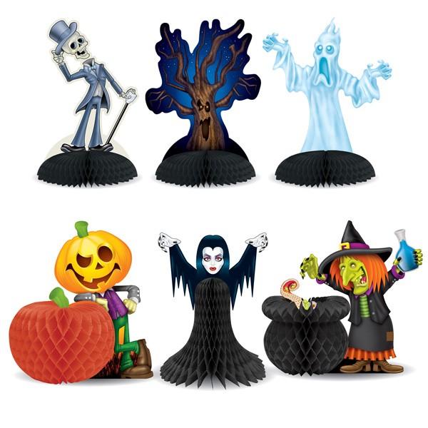 Tischdeko Halloween Figuren