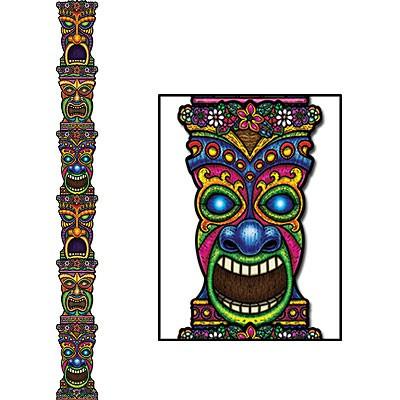 Partydeko Tiki-Totem-Pfahl