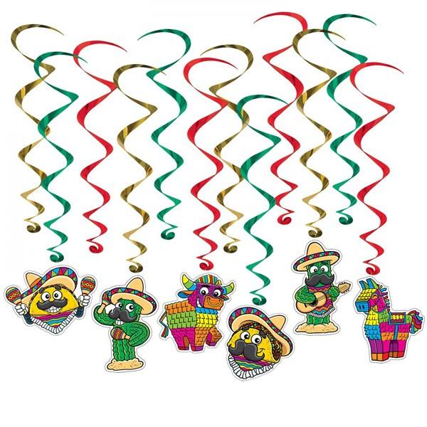Dekohänger Fiesta Mexiko