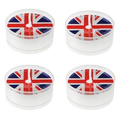 Teelichter Great Britain Großbritannien