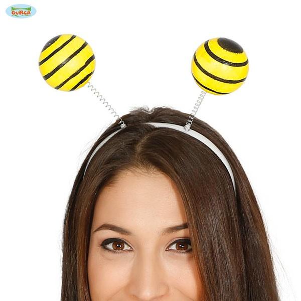 Haarreif Bienen Fühler Kugeln