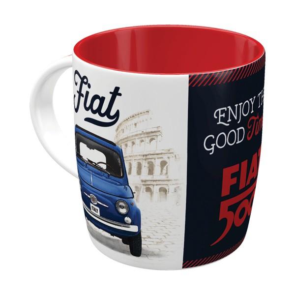 Kaffeetasse Fiat 500 Good Times