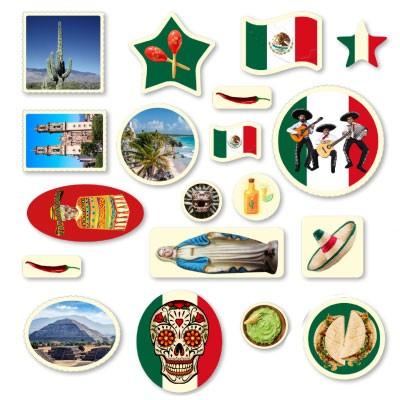 Streudeko XXL Mexiko