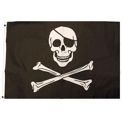 Piratenflagge Totenkopffahne