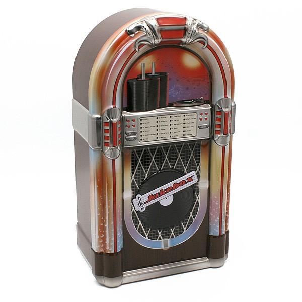 Dekoblechdose 50er Jahre Jukebox